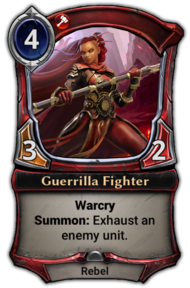 Guerrilla Fighter