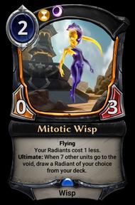 Mitotic Wisp