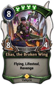 Elias, the Broken Wing