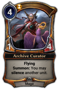 Archive Curator