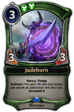 Jadehorn