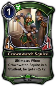 Patch 1.22 version of Crownwatch Squire.