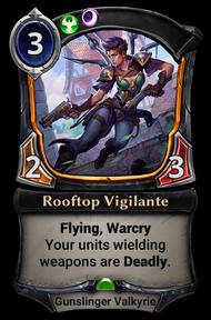 Rooftop Vigilante