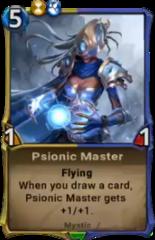 Psionic Master Alpha