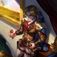 Full Art - Cabal Spymaster