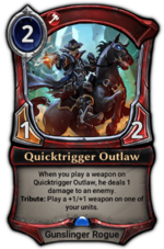 Quicktrigger Outlaw
