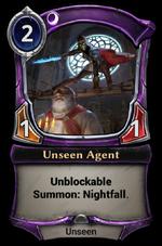 Unseen Agent