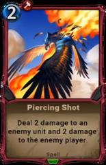 Piercing Shot Alpha