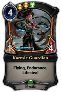 Karmic Guardian