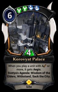 Korovyat Palace