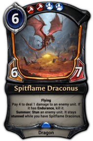 Spitflame Draconus