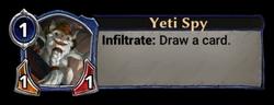 Yeti Spy Token