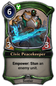 Civic Peacekeeper