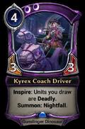 Kyrex Coach Driver