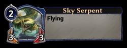 Sky Serpent Token