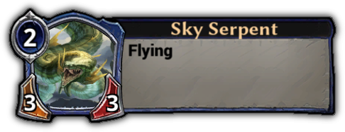 File:Token - Sky Serpent.png