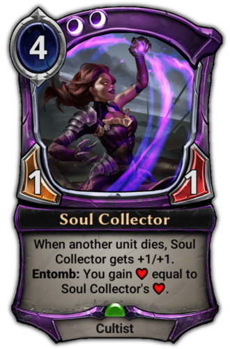 Soul Collector card