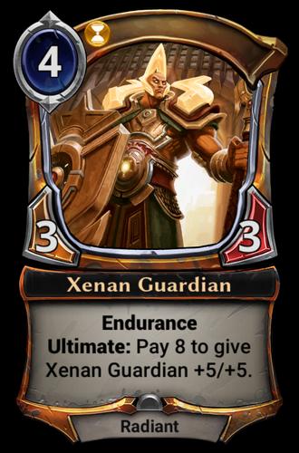 Xenan Guardian card