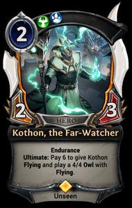 Kothon, the Far-Watcher