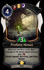 Profane Nexus