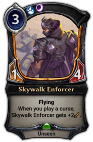 Skywalk Enforcer