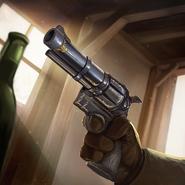 Full Art - Lawman's Sidearm