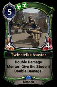 Twinstrike Master