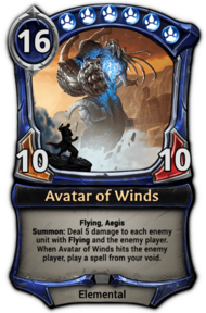 Avatar of Winds