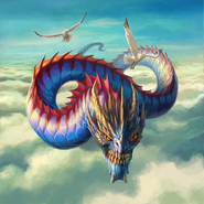 Full Art - Cloudsnake Harrier