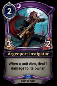 Patch 1.28 version of Argenport Instigator.