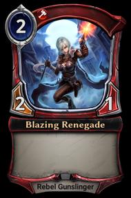 Blazing Renegade (campaign version)