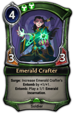 Emerald Crafter