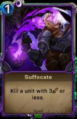 Suffocate Alpha