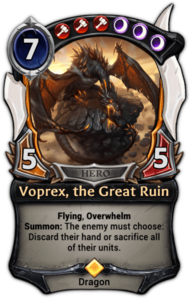 Voprex, the Great Ruin