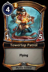 Towertop Patrol
