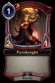 Pyroknight (campaign version)