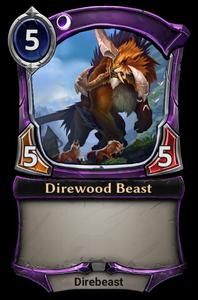 Direwood Beast