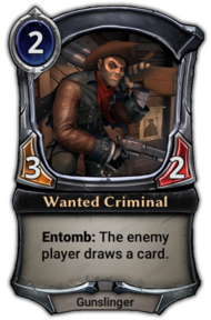 Wanted Criminal