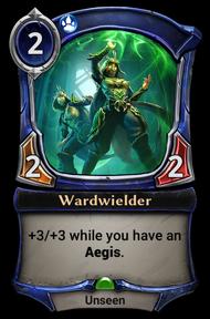 Wardwielder