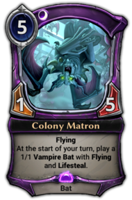 Colony Matron