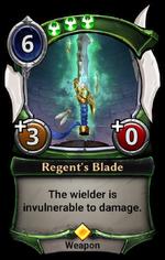 Regent's Blade