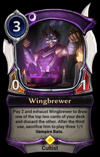 Wingbrewer card
