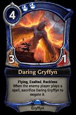 Daring Gryffyn