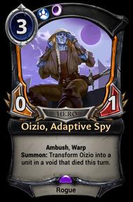 Oizio, Adaptive Spy