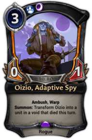 Oizio, Adaptive Spy