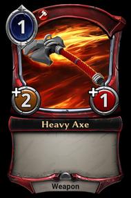 Heavy Axe