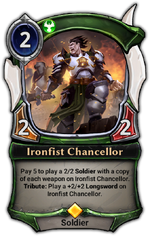 Ironfist Chancellor