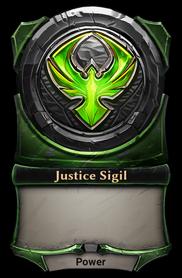 Justice Sigil