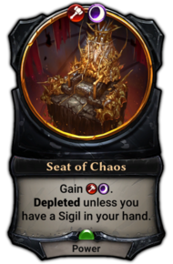 Seat of Chaos