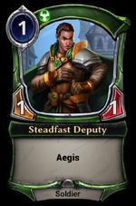 Steadfast Deputy
